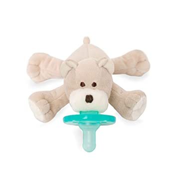 Wubbanub Speenknuffel Baby Bear