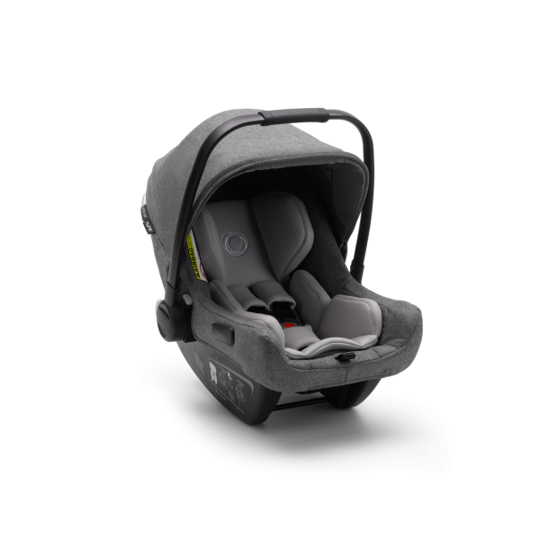Bugaboo Turtle Air Grey-Mélange