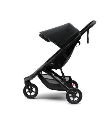 Thule Spring Buggy Black / Midnight Black