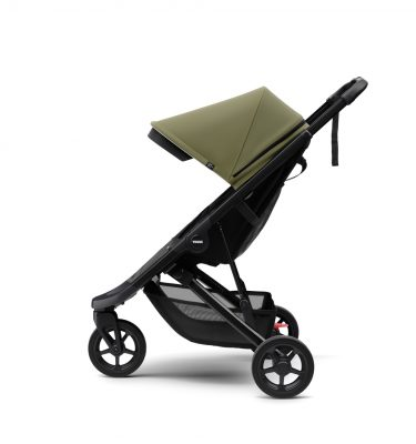 Thule Spring Buggy Black / Olive