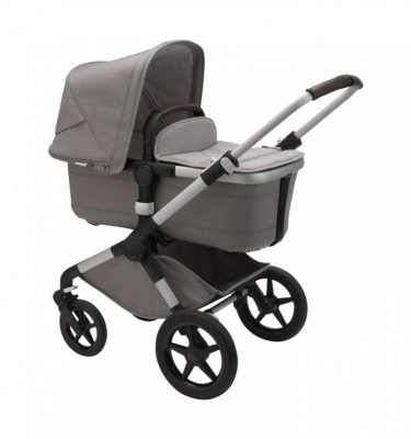 Bugaboo Fox 2 Mineral Light-Grey