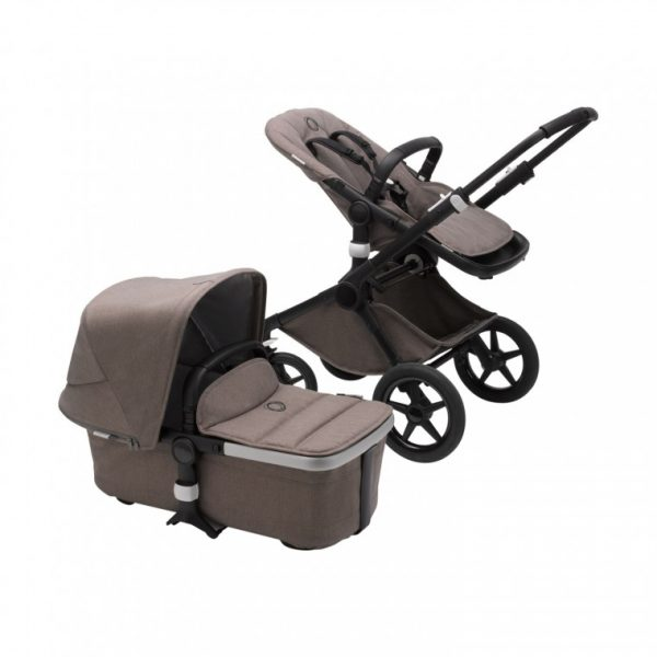 Bugaboo Fox 2 Mineral Black-Taupe