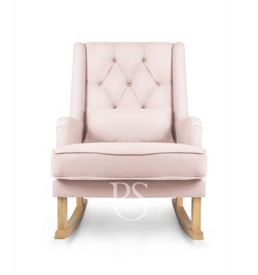 Royal-Rocker Pink Naturel-hout