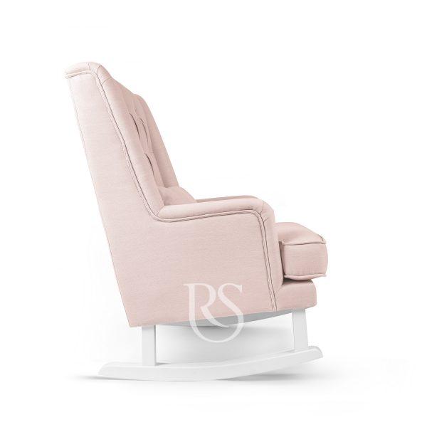Royal-Rocker Pink - Wit-hout