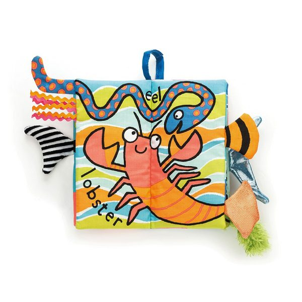 Jellycat Sea Tails Book
