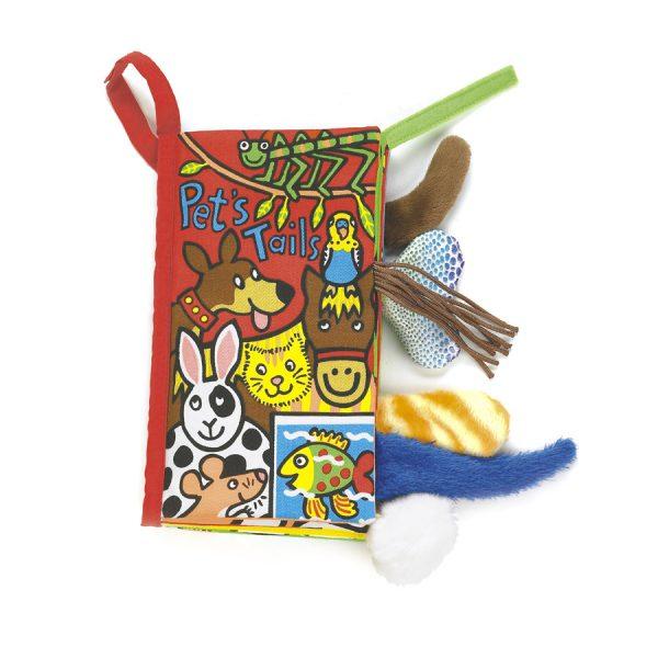Jellycat Pet Tails Book