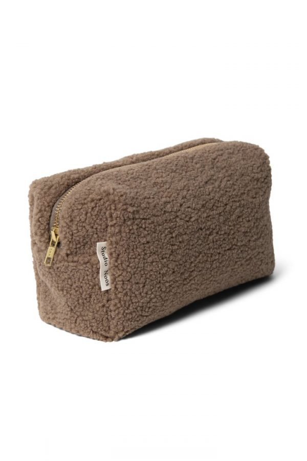 Studio Noos Chunky brown Pouch