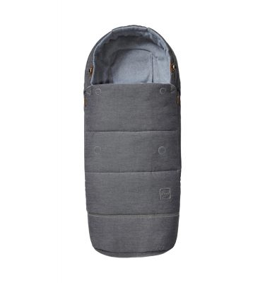 Joolz voetenzak Radiant Grey