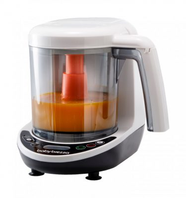BabyBrezza One Step Babyfoodmaker-Deluxe
