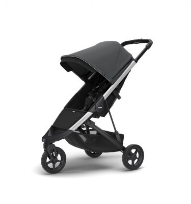 Thule Spring Buggy Aluminium / Shadow Grey