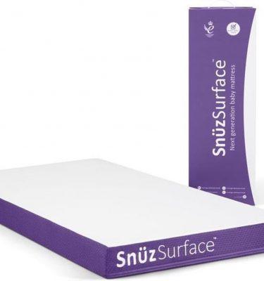 SnuzSurface ledikant matras 68x117